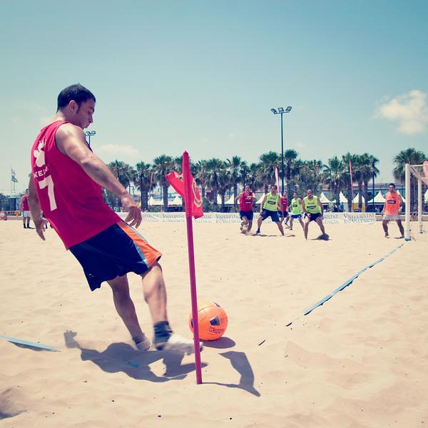 Valencia Beach Soccer