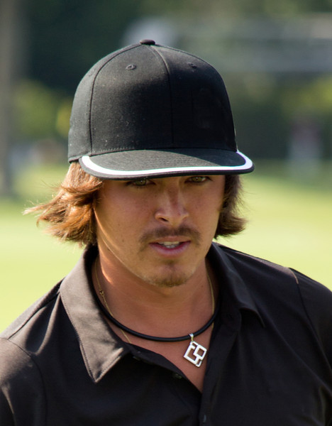 Rickie Fowler in 2012